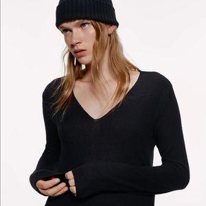 Zara Soft Touch Sweater Shirt
